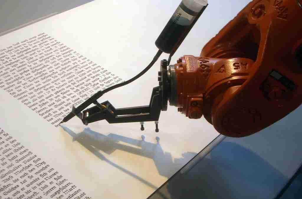 Het Proza Van De Machines